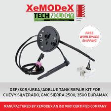 XeMODeX DEF / SCR / Urea Tank Repair Kit for Chevrolet Silverado / GMC Sierra HD