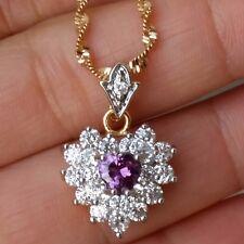 Cadena,Colgante Oro 18K(GoldFilled).Necklace,Chain,Pendant. Rose Gold (G.F)