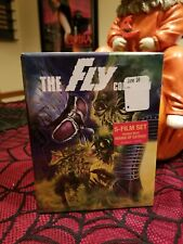 The Fly Collection [Scream Factory] (Blu-Ray Box Set) *BRAND NEW SEALED*