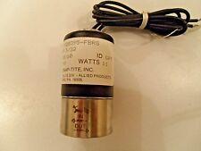 Snap-Tite, Inc. Valve Div.-Allied Products Solenoid Valve P/N V20395-FBRS 120V