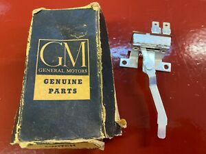 1960 1961 1962 1963 CHEVROLET TRUCK HEATER CONTROL SWITCH GM 3765544