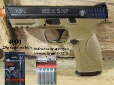 Licensed/Trademarked Smith & Wesson M&P40 CO2 Airsoft gun with ultimate package