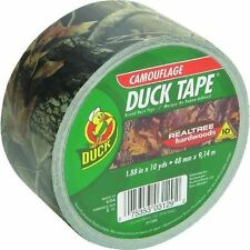 Camo Duct Tape Realtree Camouflage Oak~Gun~Hunting~Bow~Mossy 10yds