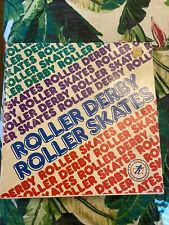 Vintage ROLLER DERBY Brand Women's Skates - Size 5