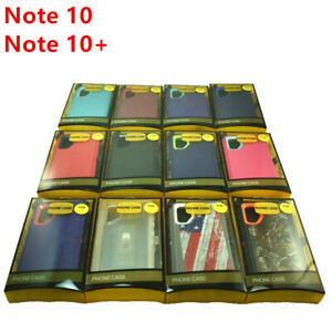 For Samsung Galaxy Note 10 /10+ Plus Defender Case Universal Clip Fits Otterbox