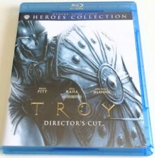 TROY DIRECTOR'S CUT FILM BLU-RAY BD ITALIANO VENDITA SPED GRATIS SU + ACQUISTI