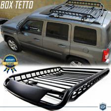 VGEBY Portapacchi in Metallo Nero per Auto cingolata RC Adatto per 1//10 TRX6 G63 Accessori per laggiornamento di Auto da Arrampicata Portapacchi da Tetto