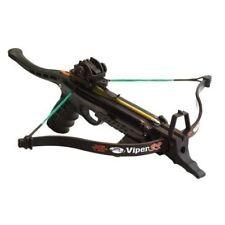 PSE Viper SS Handheld Easy-cock Pistol Crossbow 215 FPS Pistol Grip & 3 Arrows