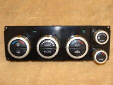 06 07 ARMADA QX56 HEATER AC CLIMATE TEMP CONTROL PANEL DASH 27500-ZC40A ZC500