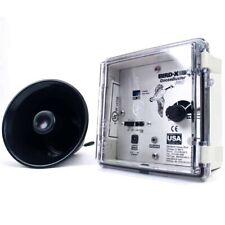 GOOSEBUSTER® PRO SONIC GOOSE DETERRENT SYSTEM SINGLE SPEAKER SYSTEM SCARES GEESE