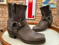 Details about  /Isaac Mizrahi Black Leather Tryst Scallop Detail Pull On Ankle Boot NEW
