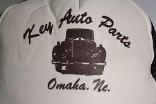 Vintage Key Auto Parts Omaha, NE Antique Car Baseball Cap Trucker Hat