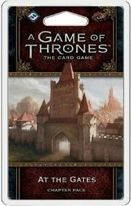 A Game of Thrones LCG Second Edition: At The Gates