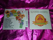 KAISER CHIEFS : OFF WITH THEIR HEADS : (CD, 11 TRACKS ,2008)