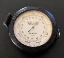alter Sundo - Alpina Altimeter - Höhenmesser