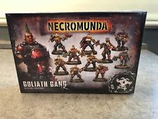 New! Goliath Gang Necromunda Warhammer 40K 300-10 *Free Shipping*