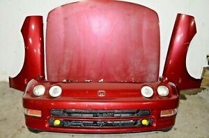 JDM Honda Acura Integra 1993-2001 DC2 Si Front End Hood Fenders Radiator Support