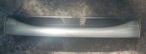 OEM 1992-97 Subaru SVX Front Center Grille w/ Clear Reflector Lens 424-20516