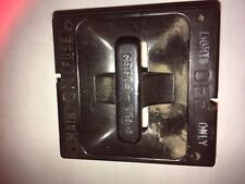 Square D 60 amp Fuse Holder Pull Out - Main Lights