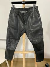 Dsquared2 Masterpiece Jeans Coated Studded Denim Runaway Dsquared Retail $1000