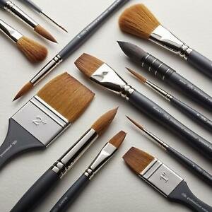 Winsor & Newton Professional Synthetic Watercolour Brushes SOLD INDIVIDUALLY