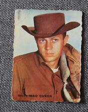 Steve Mac Queen,  mini carte année 60 - originale