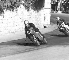 New listing Harley-Davidson Aermacchi Bergamonti Morbidelli Parlotti 1970 125cc racing photo