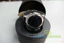 Neu Samsung Galaxy Gear S3 Classic R770 Silber Brand New VAT FREE
