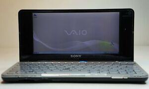 Sony Vaio P Black (VGN-P39VRL) - Read Deccription, please