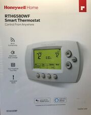 Honeywell RTH6580WF Wi-Fi 7-Day Programmable Touch Screen Thermostat-NIB