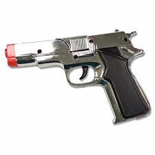 Toy Cap Gun Costume Accessory Gangster Mafia Military Prop Pistol .45 1033