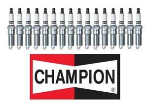 Champion Cooper Spark Plug 570 (RE14MCC4) Ram Dodge 5.7L (Set of 16)