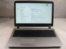 HP ProBook 450 G3 i7-6500u 2.5GHz 8GB HDMI Webcam Laptop Notebook PC