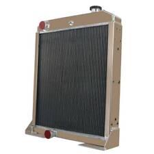 Aluminum Radiator For John Deere 410b 410c 410d 415 510b 510c D 515 610 At146006