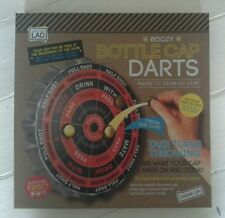Bottle Cap Magnetic Darts-Great Adult Party Drinking Game