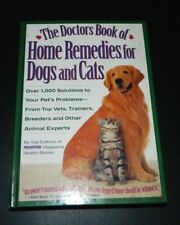 The Doctors Book of Home Remedies for Dogs and Cats - Hardcover Book