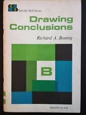SPECIFIC SKILL SERIES DRAWING CONCLUSIONS by Richard A Boning