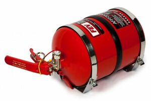 FEV Motorsport Race Mechanical AFFF Plumbed Fire Extinguisher 3.5Ltr