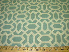 "~4 5/8 YDS~""MODERN RETRO GEOMETRIC""~WOVEN UPHOLSTERY FABRIC FOR LESS~"