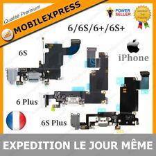 IPHONE 6 6+ 6S 6S PLUS - NAPPE DOCK CONNECTEUR DE CHARGE + MICRO + ANTENNE GSM