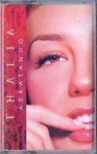 """THALIA """"ARRASANDO"""" CASSETTE COLLECTORS K7 TAPES CD MADE IN TURKEY !! ++ RARE +++"""