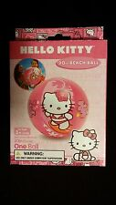 "Hello Kitty 20"" Beach Ball PINK"