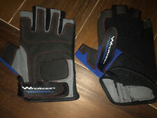 WindRider Pro Sailing Gloves - 3/4 Finger - Padded Large