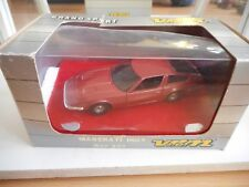 Verem Maserati Indy in Red in box on 1:43