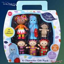 In the Night Garden 6 Figure Character Gift Pack inc Igglepiggle and Upsy Daisy