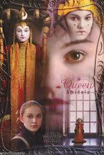 Queen Amidala Poster Star Wars Episode I Portman MINT #1801 New Sealed 23x35