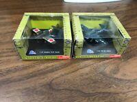 21st Century Toys Nakajima Hayate and F6F-3/5 Hellcat 1:144 Models Brand New