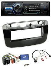 JVC Bluetooth USB MP3 Lenkrad Autoradio für Fiat Punto Punto Evo ab 2009