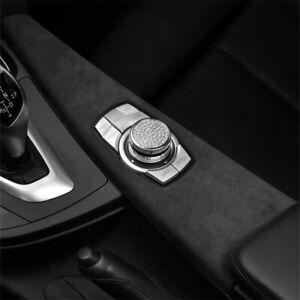 Alcantara Multimedia Panel Cover Trim For BMW 3/4 Series F30 F32 F34 F36 GT