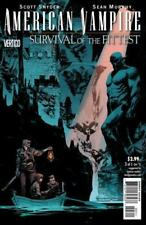 American Vampire Survival of the Fittest #3